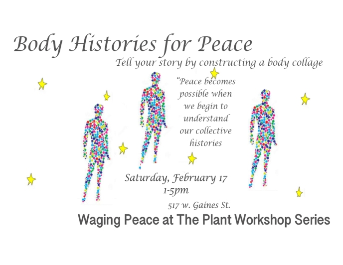 bodies peace poster